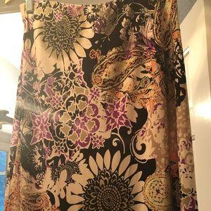 Gorgeous ECI maxi skirt